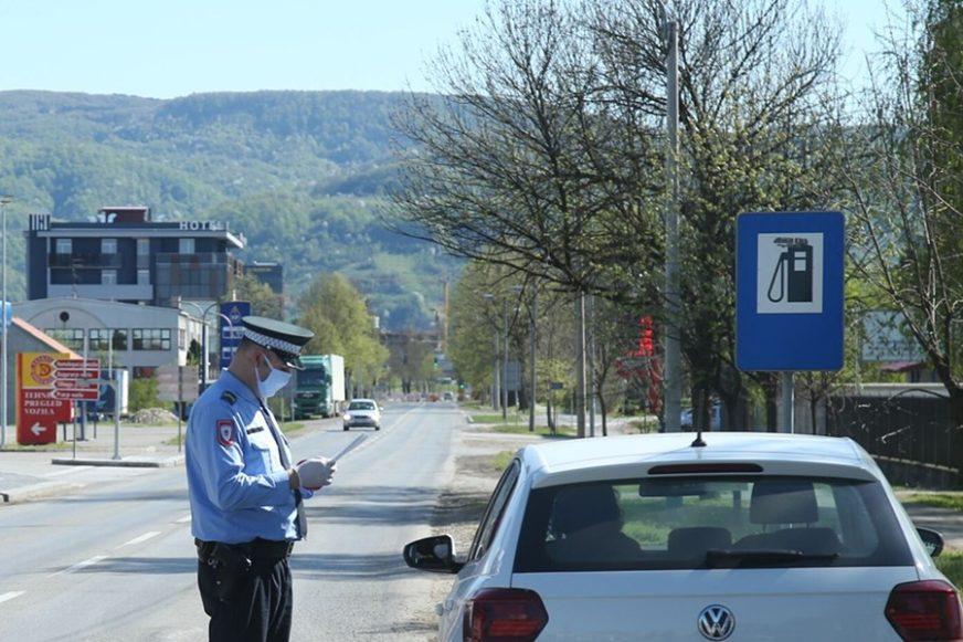 SPREČAVANJE ŠIRENJA VIRUSA KORONA Od podneva ponovo na snazi policijski čas u Srpskoj