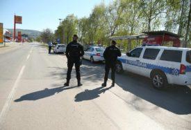 ZA 1. MAJ NISU POŠTOVALI POLICIJSKI ČAS Zabranu kretanja prekršio 201 građanin Srpske