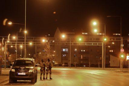 PIJANI MUŠKARCI VRIJEĐALI POLICAJCE Drama u Banjaluci za vrijeme policijskog časa