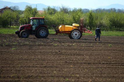 POMOĆ MINISTARSTVA Isplaćeno 105.594 KM za podsticaje u poljoprivredi