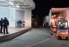 PODRŠKA BORBI PROTIV KORONE U Banjaluku stigao treći kontingent MEDICINSKE OPREME iz Srbije