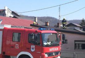 NEPROMIŠLJENO Zapalilo očevu kuću, pa završio iza rešetaka