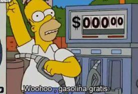 PONOVO SU BILI U PRAVU Simpsonovi predvidjeli da će nafta pasti na nula dolara (VIDEO)