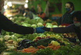 KORONA VIRUS UZIMA SVOJ DANAK Prijete VELIKI GUBICI proizvođača svježeg voća i povrća