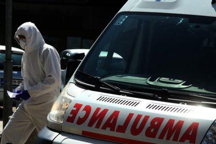 KORONA U FBIH Preminula žena iz Cazina, troje novooboljelih iz Bosanskog Petrovca