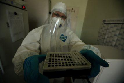 OPAKA ZARAZA BEZ PREDAHA Na UKC u Sarajevu testiran 391 uzorak, pozitivno 115 osoba