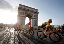 VOZIĆE SE TUR DE FRANS Novi termin za najpoznatiju biciklističku trku