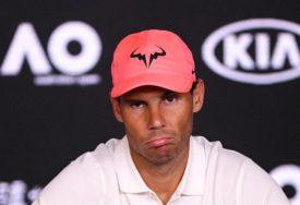 NADALOV TRENER NIJE OPTIMISTA Tenis će se teško nastaviti