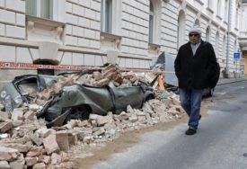 JOŠ JEDNA NEVOLJA Šteta od zemljotresa u Zagrebu procijenjena na oko 5,5 milijardi evra
