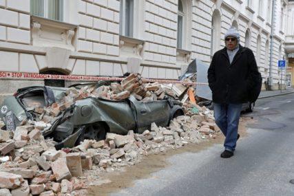 TLO SE NE PRESTAJE TRESTI Novi slabiji zemljotres u Zagrebu