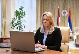 Predsjednica Srpske OTVORILA INSTAGRAM NALOG: Evo koga je prvog zapratila