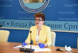 """""""BEZ NOVIH NAMETA PRIVREDI"""" Vidovićeva poručuje i da podršku dobija 90.000 zaposlenih"""