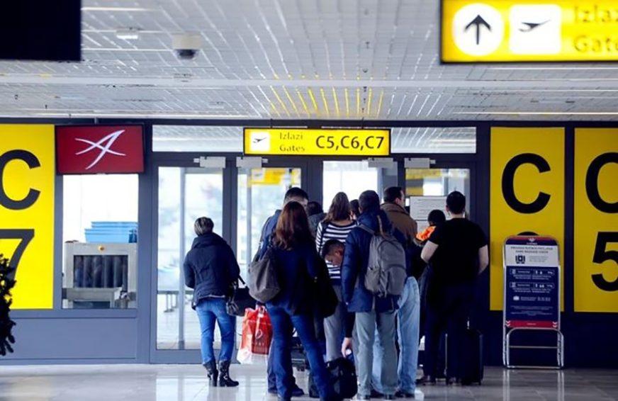 KORONA UTICALA NA VAZDUŠNI SAOBRAĆAJ Srbija zabilježila 1,5 miliona putnika manje zbog virusa