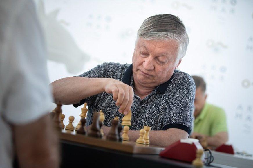 ČEST GOST U SRPSKOJ Anatolij Karpov proslavlja 69. rođendan