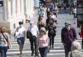 SJAJNA VIJEST NAKON 59 DANA U protekla 24 sata u Srbiji NIJE BILO PREMINULIH od korona virusa
