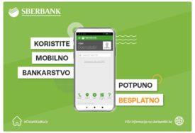 Koristite mobilno bankarstvo Sberbank a.d. Banjaluka bez mjesečne naknade!