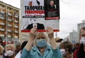 """""""HOĆU PROMJENE"""" Kako je pjesma STARA 33 GODINE postala himna demonstranata u Bjelorusiji"""
