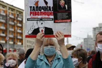 PROTESTI PROTIV PREDSJEDNIKA U Bjelorusiji uhapšeno više od 30 demonstranata