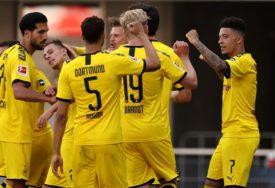 IZLIJEČENE RANE IZ DERBIJA Borusija Dortmund silna protiv Paderborna