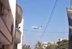 POSLJEDNJI LET PAKISTANSKOG AVIONA Pojavio se snimak letilice prije KOBNOG SLIJETANJA (VIDEO)