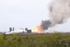 JOŠ JEDNA MASKOVA RAKETA ZAVRŠILA NESLAVNO Nakon testiranja eksplodirao još jedan prototip Staršipa (VIDEO)