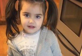 PRESLATKO Maloj Nikoliji majka rekla da je debela, a njena reakcija je HIT (VIDEO)