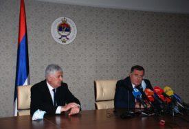 """SASTANAK DODIKA I ČOVIĆA """"Poziv guverneru Centralne banke da podijeli sredstva MMF"""""""