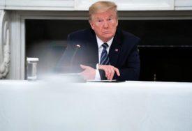 HAOS U AMERICI Tramp: Manja gužva u Vašingtonu nego što bi se očekivalo