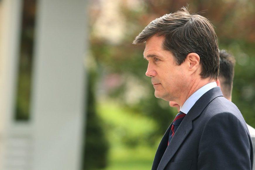 Ambasador SAD u BiH pojasnio na koga se odnose SANKCIJE Amerike