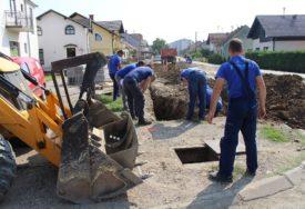 PITKA VODA ZA SVAKO DOMAĆINSTVO Nastavljeno proširenje vodovoda u gradiškim selima