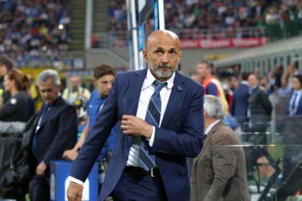 ODRIČE SE LAKOG NOVCA Spaleti raskida ugovor sa Interom i traži novi klub