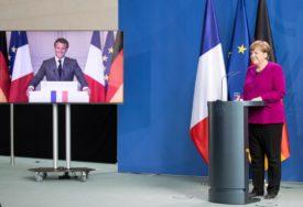 SARADNJOM PROTIV POSLJEDICA PANDEMIJE Pariz i Berlin pozvali na osnivanje fonda za oporavak od krize
