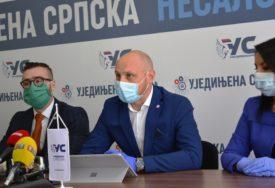 """PETKOVIĆ O NEMIRIMA U CRNOJ GORI """"Potreban sastanak stranaka u Srpskoj zbog napada na Srbe"""""""