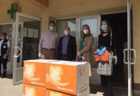 ZU Moja apoteka podržala i Dom zdravlja u Bijeljini u borbi protiv pandemije (FOTO)