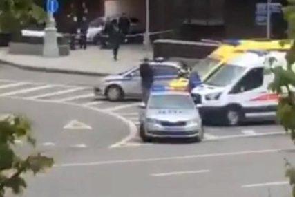 KRAJ DRAME U MOSKVI Okončana talačka kriza u banci, otmičar uhapšen (VIDEO)