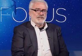NA NJEGOVE STAVOVE NIKO NIJE RAVNODUŠAN Nestorović: Istina o koroni će isplivati, to je apsolutno politička stvar