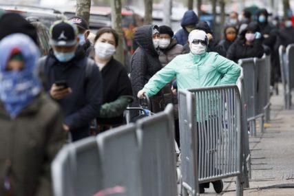 NIŠTA NIJE BEZBIJEDNO Guverner Njujorka pozvao ljude da drže socijalnu distancu