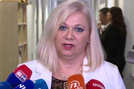 """""""NE MOGU DA ĆUTIM"""" Jukićeva tvrdi da su pojedinci u pravosuđu  povezani s političarima i DRUGIM KRIMINALCIMA"""