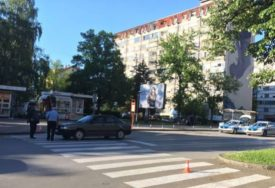 SAOBRAĆAJKA U BANJALUCI Nesreća na pješačkom prelazu u naselju Borik (FOTO)