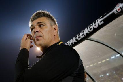 "MILOŠEVIĆ OGORČEN ""Odluka UEFA je katastrofalna za Partizan"""