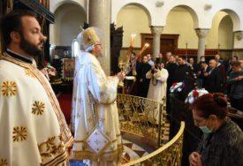 BANJALUKA SLAVI SPASOVDAN Liturgija u Hramu Hrista Spasitelja, danas bez tradicionalne litije