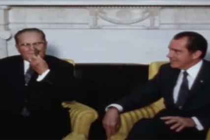 OPŠTA NEVJERICA Kako je Tito napravio jednu od najvećih provokacija USRED BIJELE KUĆE (VIDEO)