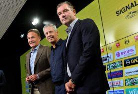 NEĆE BITI OTKAZA Cork: Favr ostaje trener Borusije Dortmund