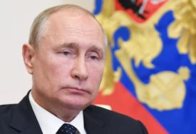 """PUTINOVA PORUKA """"Mnogi smatraju da bi svijet bio opasniji bez Rusije"""""""