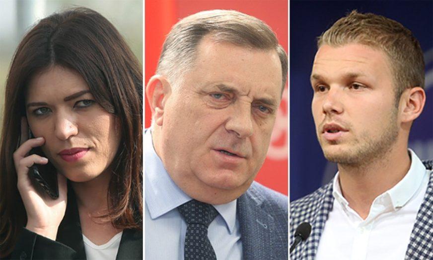 ŠOKANTNE IZJAVE Parlamenti u sjenci omalovažavanja novinara i PRISLUŠKIVANJA OPOZICIJE