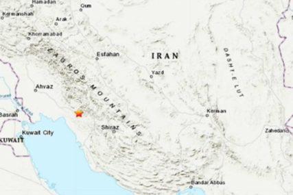 TRESAO SE IRAN Registrovan zemljotres od 5,1 stepeni po Rihteru, povrijeđeno 16 ljudi