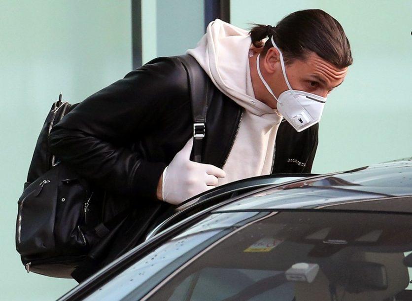 Ibrahimović se oglasio u svom stilu: Korona imala HRABROST DA IZAZOVE MENE, loša ideja