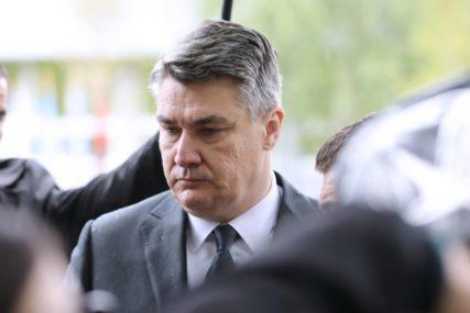 POTEZ KOJI JE SVE IZNENADIO Milanović odbio da ode na Tuđmanov grob