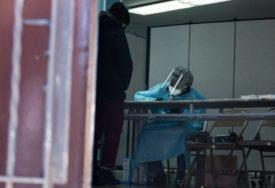 DRAMATIČAN RAST BROJA ZARAŽENIH Sjeverna i Južna Amerika su najveća žarišta pandemije