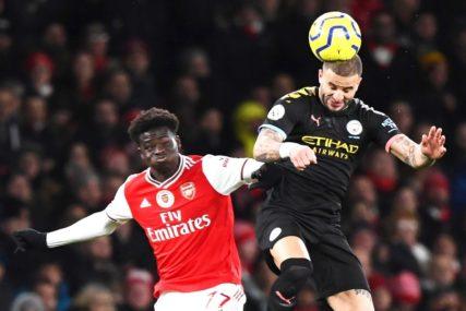 ODMAH DERBI Engleska Premijer liga nastavlja se 17. juna, Siti-Arsenal igraju prvi meč nakon pauze